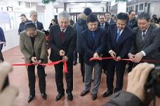 Айыл Банк открыл выездную кассу в Центре обслуживания населения ГРС