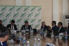 Проведено Годовое Общее собрание акционеров ОАО «Айыл Банк»