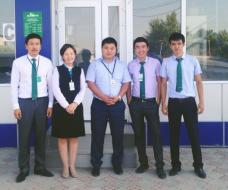 Айыл Банк открыл новую сберегательную кассу и региональное подразделение.