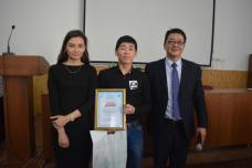 Конкурс по информатике среди первокурсников