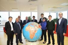 Командировка сотрудников Айыл Банка в г. Москва,  по приглашению ОАО «Росагролизинг»